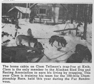 Tellman cabin 53